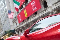 Ferrari se estrena con subidas en la Bolsa de Nueva York