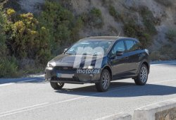 El Subaru XV 2018 empieza su etapa de desarrollo