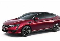 Honda Clarity Fuel Cell, el nuevo coche de hidrógeno japonés con hasta 700 km de autonomía