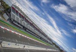 Horarios y previo GP México 2015
