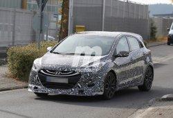 Más detalles del Hyundai i30 N 2016