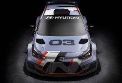 Hyundai Motorsport tiene su primer i20 R5