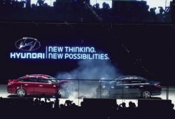 Hyundai Sonata (USDM) contra Hyundai Sonata (KDM)