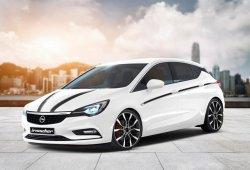 Así son los accesorios deportivos de Irmscher para el nuevo Opel Astra 2016
