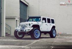El Jeep Wrangler más extravagante es obra de MC Customs