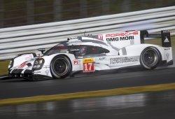 Juan Pablo Montoya probará el Porsche 919 Hybrid