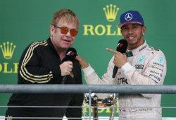 """Lewis Hamilton: """"Significa mucho para mí igualar a Ayrton Senna"""""""