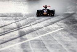 La lluvia amenaza el Gran Premio de Estados Unidos