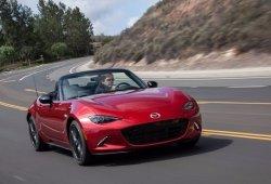 El Mazda MX-5 consigue cuatro estrellas EuroNCAP