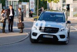 Mercedes Benz GLS 2016, cada vez más cerca de su presentación