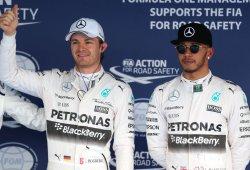 """Nico Rosberg: """"Tuve una vuelta casi perfecta en Q3"""""""