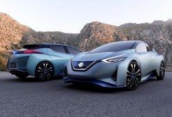 El Nissan IDS Concept es eléctrico, autónomo y copia tu estilo de conducción
