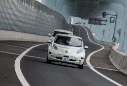 Nissan Leaf Piloted Drive Concept: sí, es autónomo