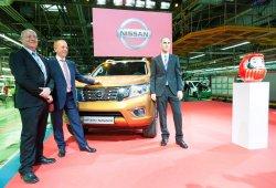 Nissan NP300 Navara, listo para su fabricación en Barcelona