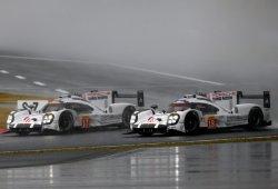Porsche corona unas 6 horas de Fuji pasadas por agua