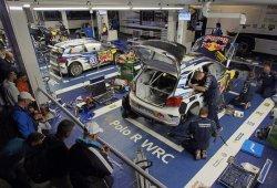¿A qué dedican las marcas del WRC el tiempo libre?