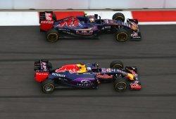Red Bull y Toro Rosso desconfían del nuevo motor de Renault