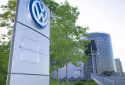 Registran la sede de Volkswagen en Alemania