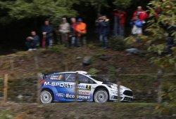 Reto mixto para M-Sport en el Rally de Catalunya