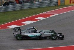 """Rosberg: """"En Austin fue como comer testículos de buey"""""""