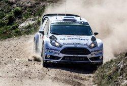 Ruleta rusa para Tänak y Evans en el Rally de Gales