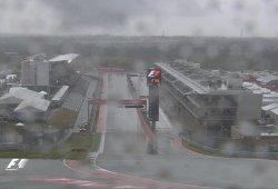 Se suspende la FP2 por la torrencial tormenta en Austin