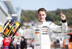 Stoffel Vandoorne es el nuevo campeón de la GP2