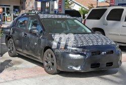 El Subaru Impreza 2017 se prepara para su debut en Tokio