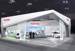 Toyota y sus vehículos conectados y compartidos en la Smart Mobility City