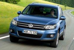 Alemania - Septiembre 2015: Volkswagen acapara el podio