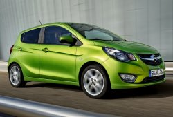 Holanda - Septiembre 2015: El Opel Karl se mete en el Top 5