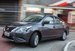 México - Septiembre 2015: El Nissan Versa repite en lo más alto