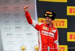 Ser subcampeón es historieta de viejo gordo, según Vettel