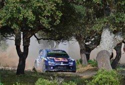 Volkswagen y Ogier están imbatidos en el Rally RACC