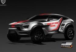 Zarooq Sand Racer: el modelo off-road de Campos Racing