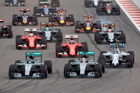 "Coulthard: ""Salvo error grande, nadie batirá a Mercedes en 2016"""