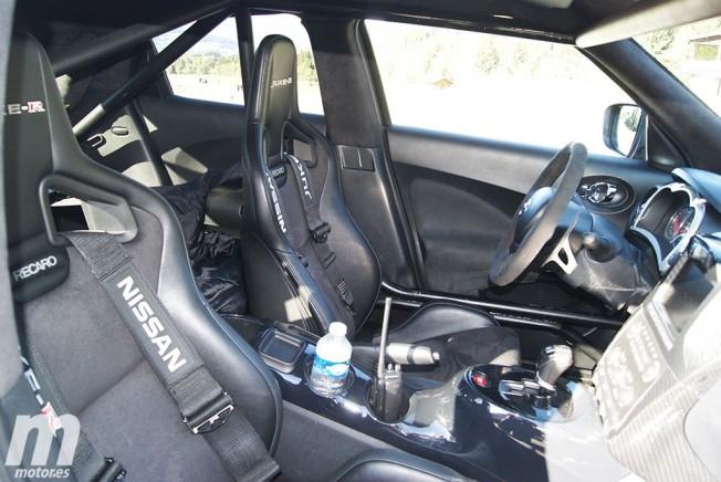 Prueba: Nissan Juke R 2.0 600 CV - Motor.es
