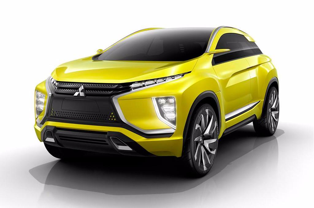 Mitsubishi eX Concept, un adelanto al primer eléctrico de la marca