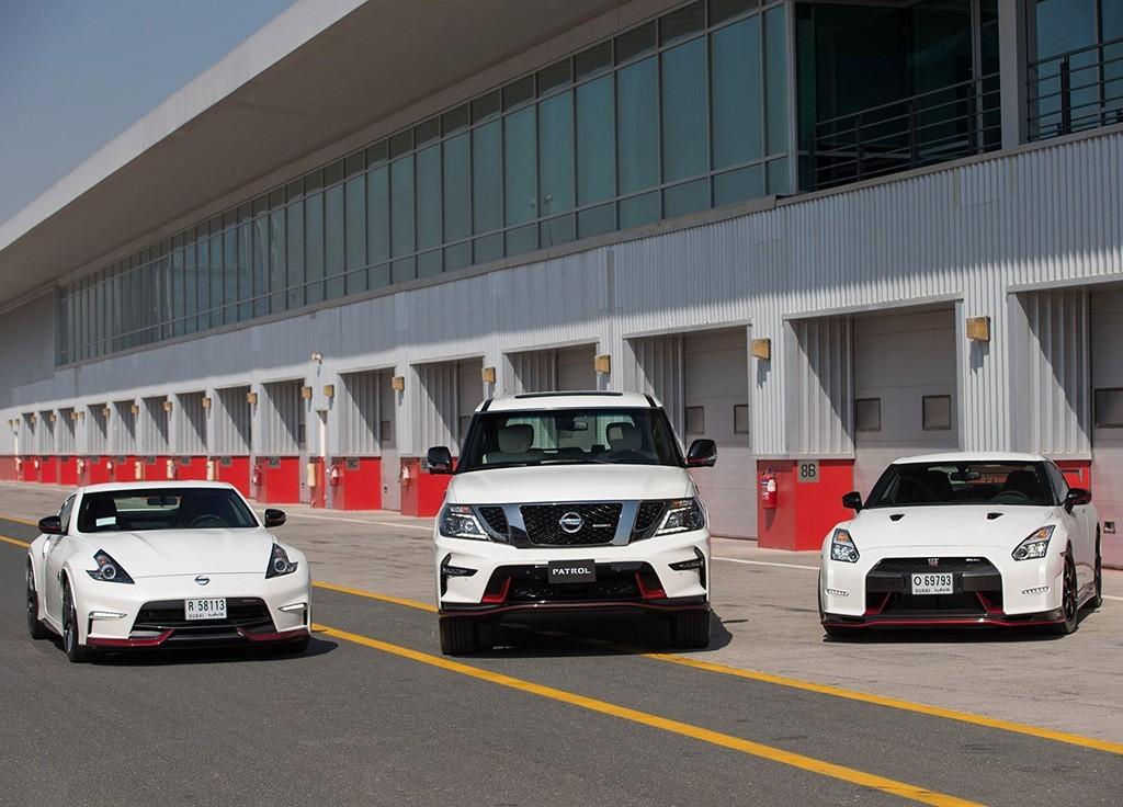 Nissan Patrol NISMO, porque los 4x4 también tienen derecho