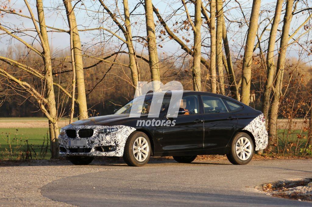 BMW Serie 3 GT 2016: mínimos cambios estéticos que llegarán muy pronto