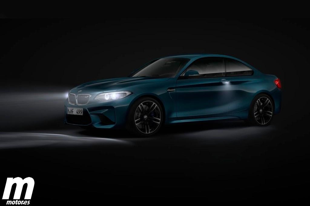 BMW M2, precio de todo su equipamiento opcional