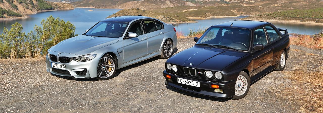BMW M3 E30: comienza la leyenda