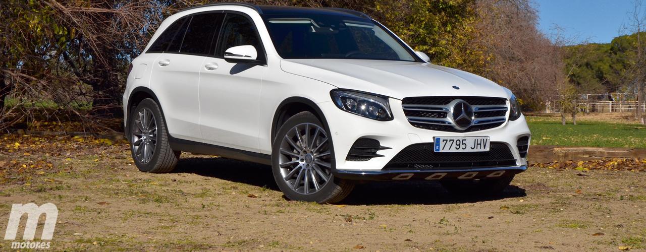 Prueba offroad de la gama SUV de Mercedes