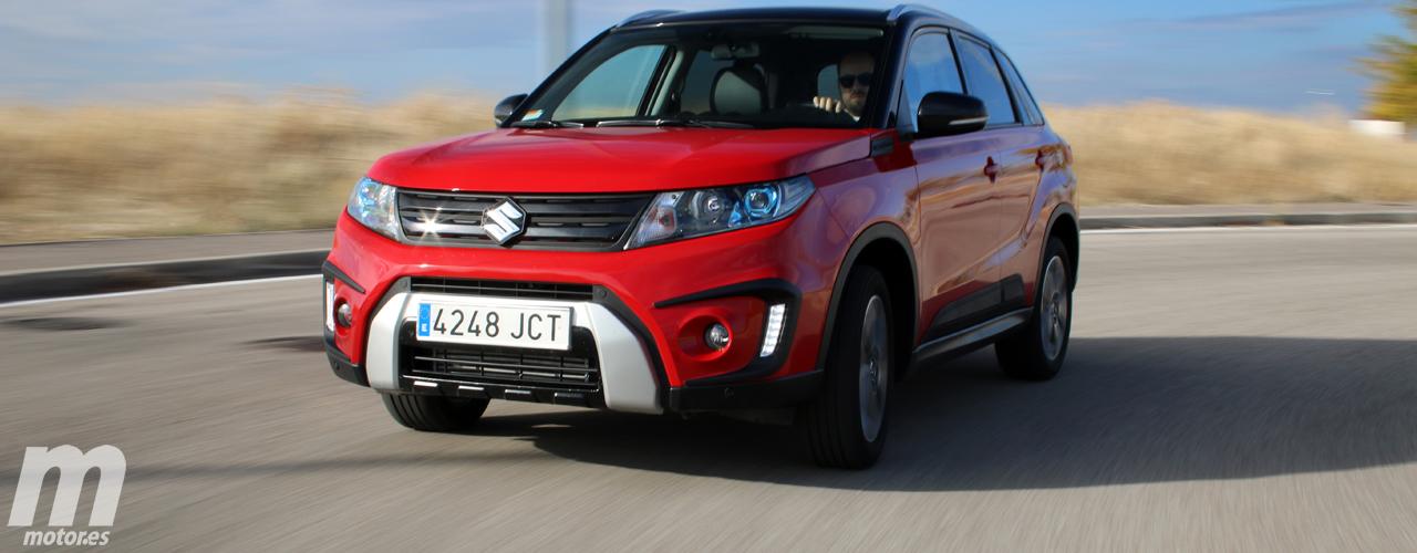 Prueba Suzuki Vitara 1.6 DDiS 4x4: precio, motores y equipamiento
