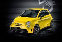 Abarth 695 Biposto Record, el 500 más exclusivo que existe