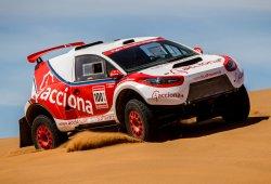 El Acciona 100% EcoPowered estará en el Dakar 2016