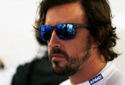 Alonso, sorprendido por las palabras de Ron Dennis sobre un posible año sabático