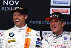 Andy Priaulx y Jason Plato ganan la Nations Cup 2015