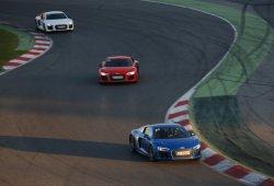 Audi Sportscar driving experience en Montmeló, muchos caballos, velocidad y lecciones
