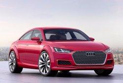 El Audi TT Sportback de producción verá la luz en apenas cuatro días